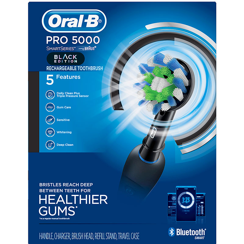 Oral-B Pro 5000 Rechargeable Toothbrush