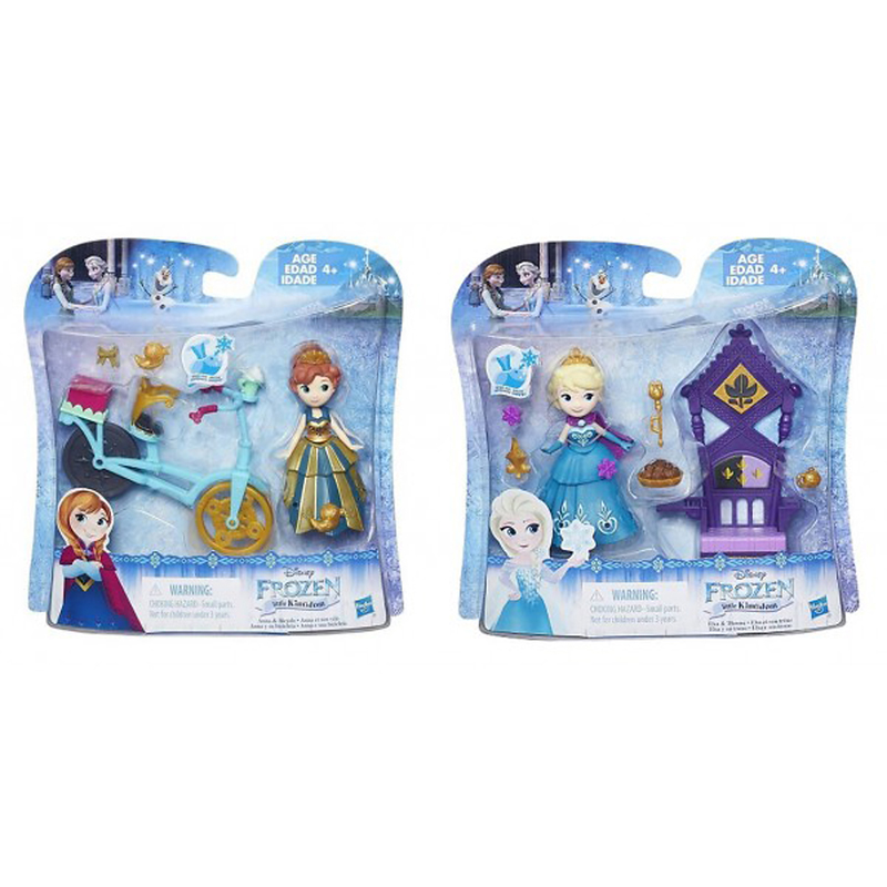 Disney Frozen Doll Set - Assorted