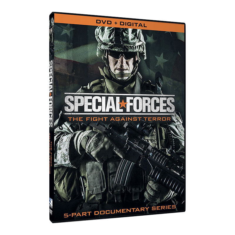 Special Forces: The Fight Against Terror - DVD