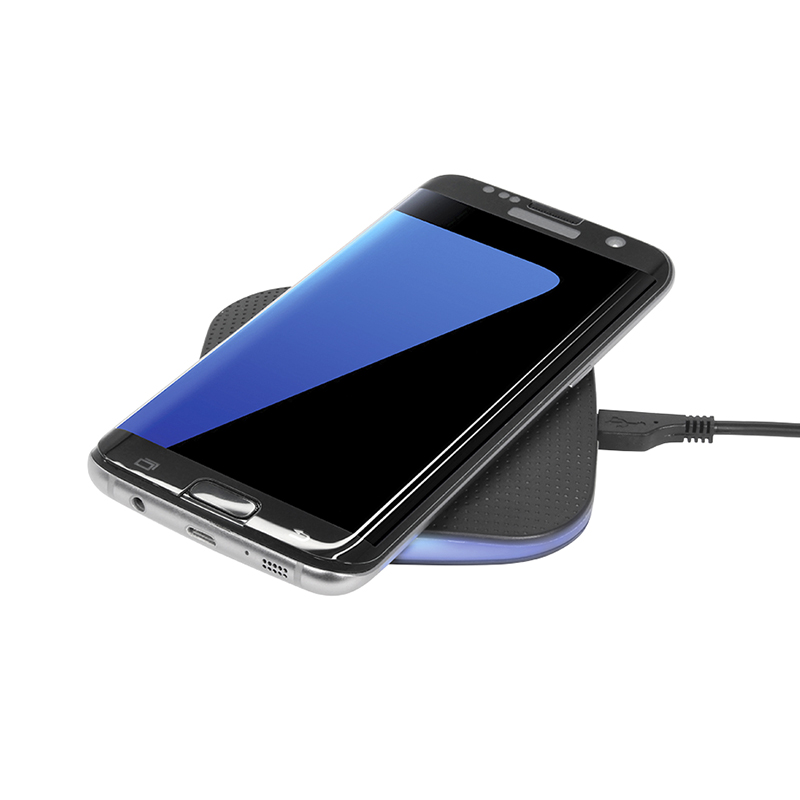 IQ Wireless Charging Pad - Black - IQWC12