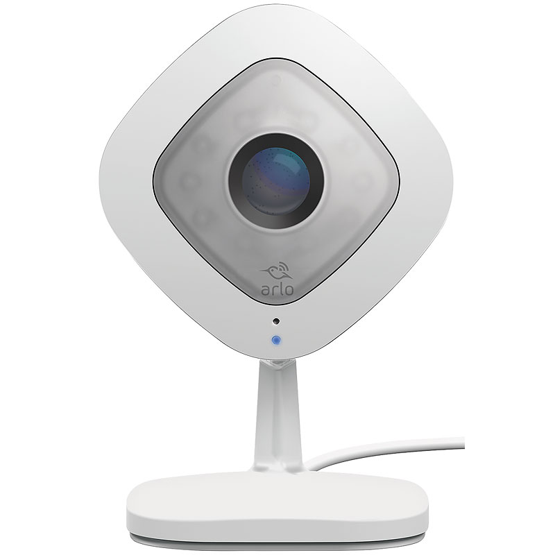 Arlo Q 1080p Wireless HD Security Camera with Audio - VMC3040-100PAS