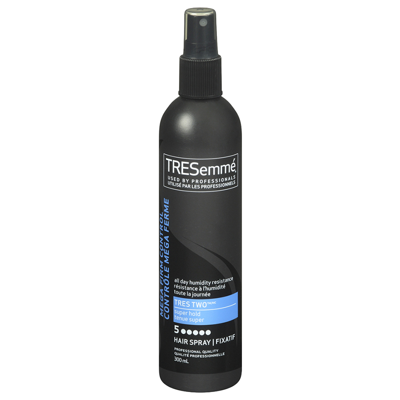 TRESemme Tres Two Mega Firm Control Hairspray - Super Hold - 300ml