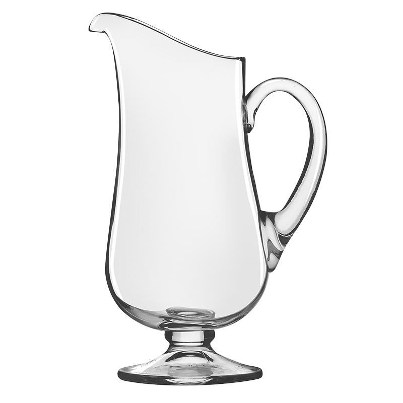 Libbey Selene Footed Pitcher