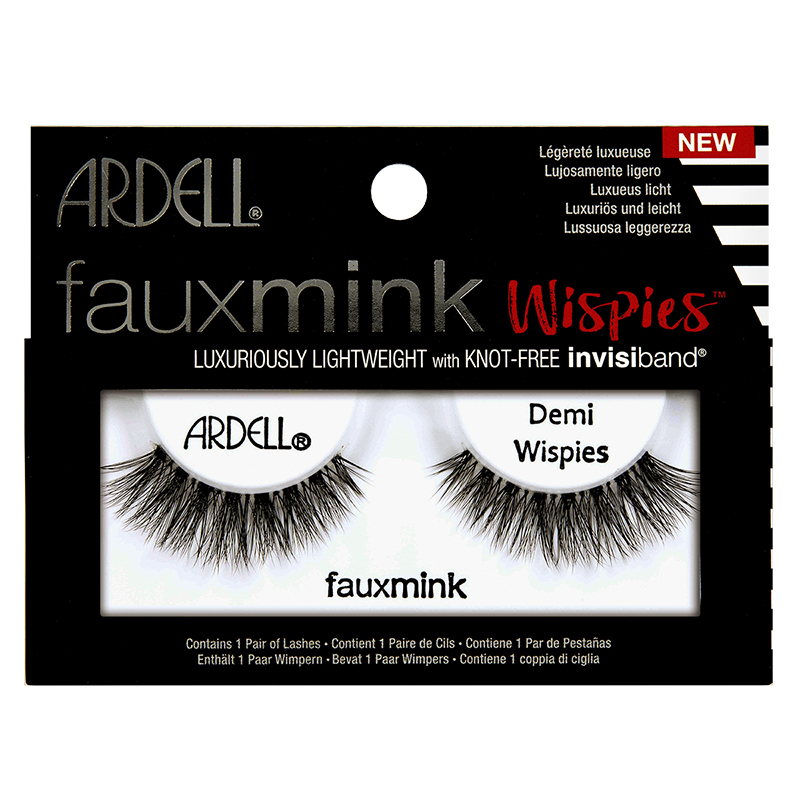 4f09f35fc37 Ardell Faux Mink Wispies Lashes - Demi Wispies