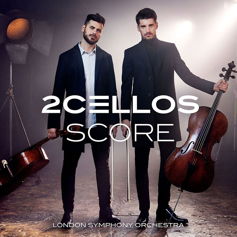 2Cellos - Score - CD