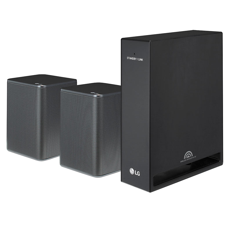 LG Wireless Rear Speaker Kit - SPK8