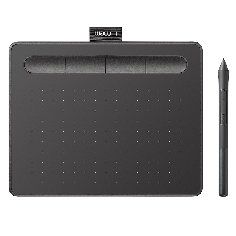 Wacom Intuos Drawing Pen Tablet - Small - Black - CTL4100