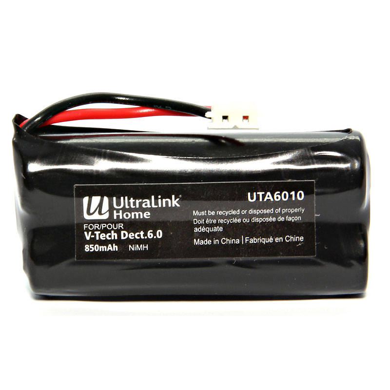 UltraLink Cordless Phone Battery for Vtech DECT 6.0 - UTA6010