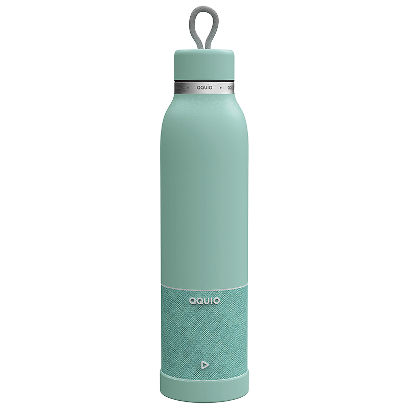 iHome Bluetooth Water Bottle - Green - iBTB2QQ