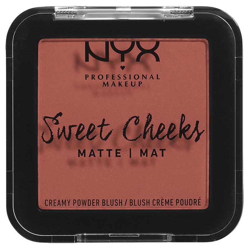 NYX Professional Makeup Sweet Cheeks Creamy Powder Blush - Summer Breeze
