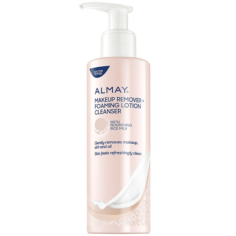 Almay Makeup Remover and Foaming Lotion Cleanser