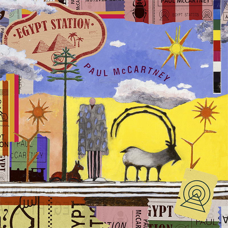 Paul McCartney - Egypt Station - CD