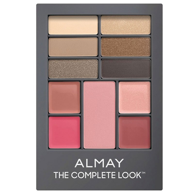 Almay The Complete Look Palette - Light/Medium