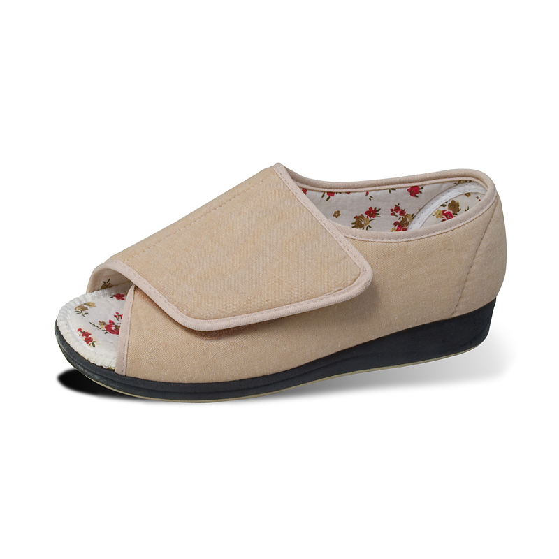 Silvert's Women's Open-Toe Slippers/Shoes