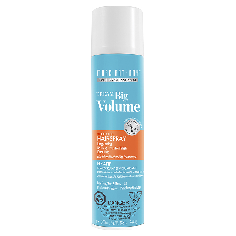 Marc Anthony Dream Big Volume Thick & Full Hairspray - 300ml