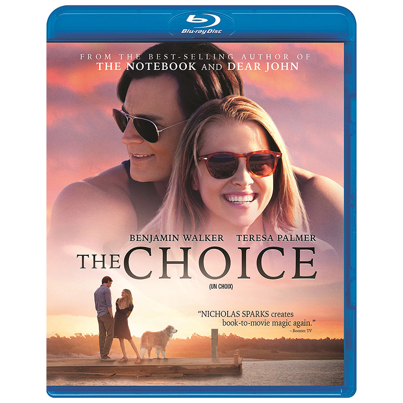 The Choice - Blu-ray Combo