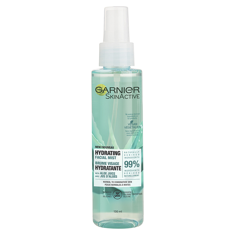 Garnier SkinActive Hydrating Facial Mist - Normal to Combination Skin - 130ml