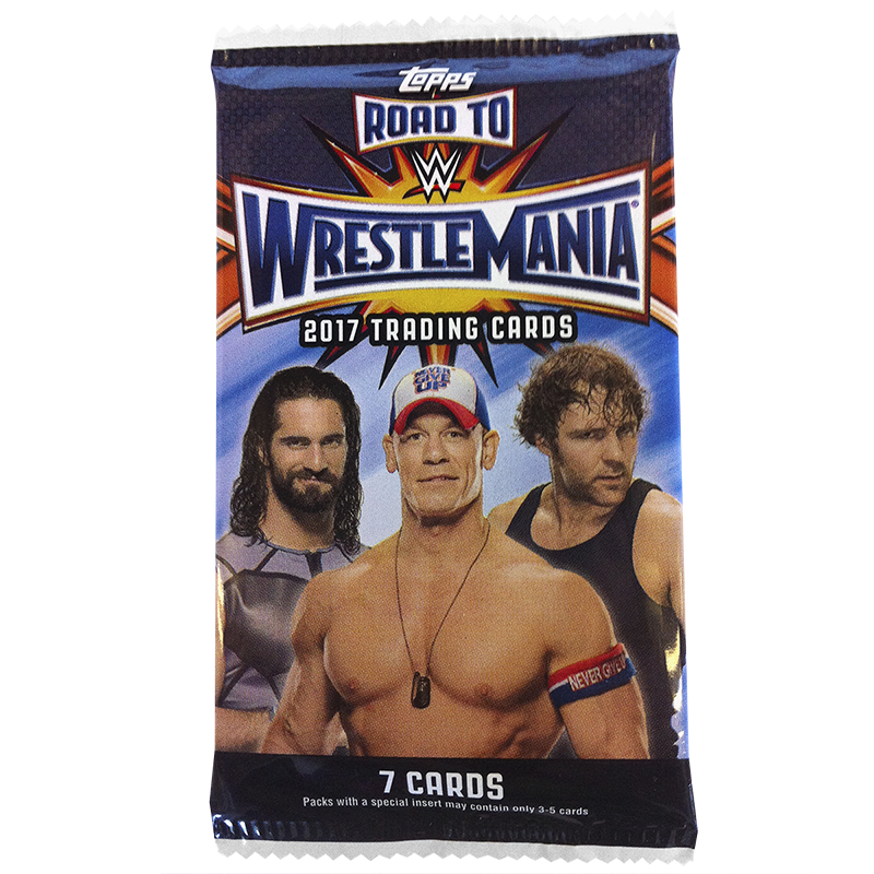Road to Wrestlemania Booster Pack