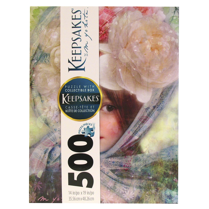 Keepsakes Puzzle - 500 piece - Assorted