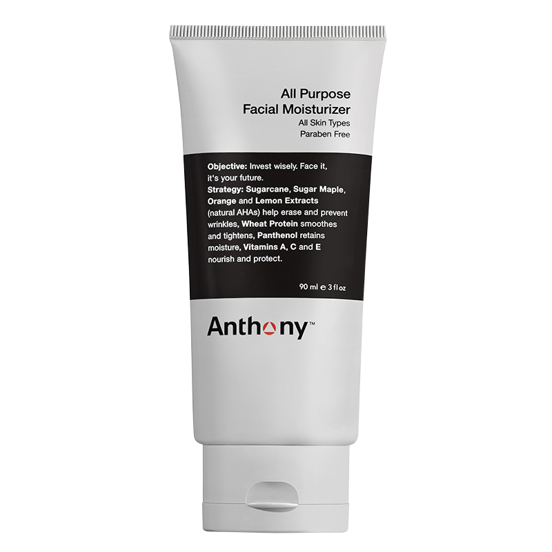 Anthony All Purpose Facial Moisturizer - 90ml
