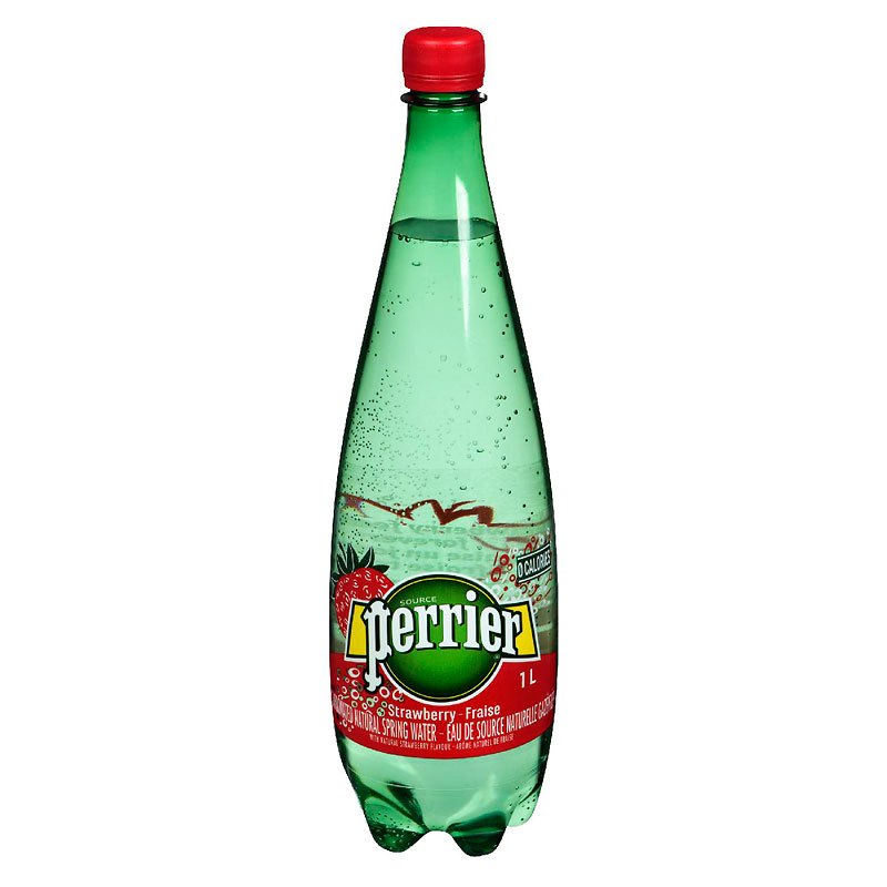 Perrier Water - Strawberry - 1L