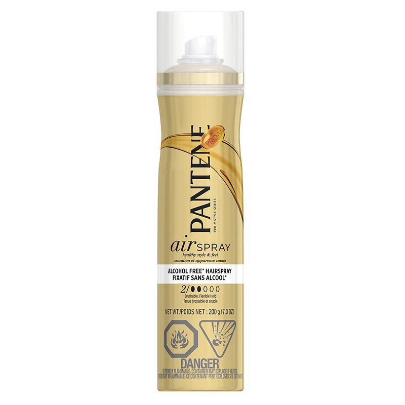 Pantene Pro-V Airspray - Brushable Flexible Hold - 200g