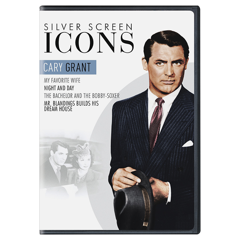 Silver Screen Icons: Cary Grant - DVD