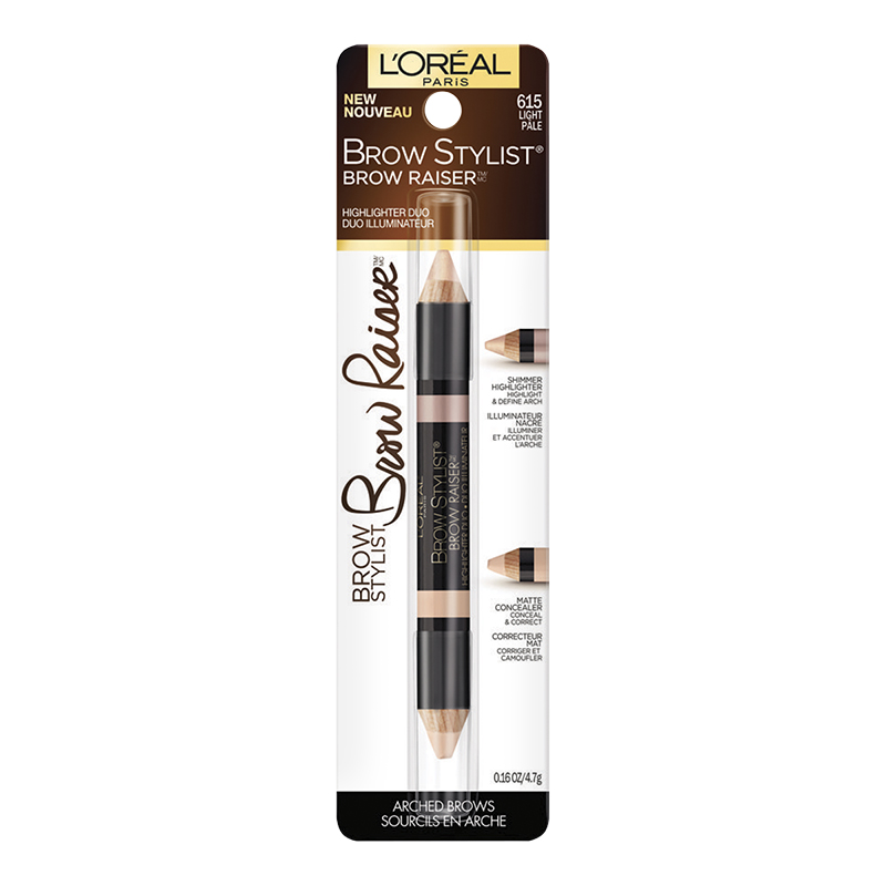 L'Oreal Brow Stylist Brow Raiser Highlighter Duo - Light