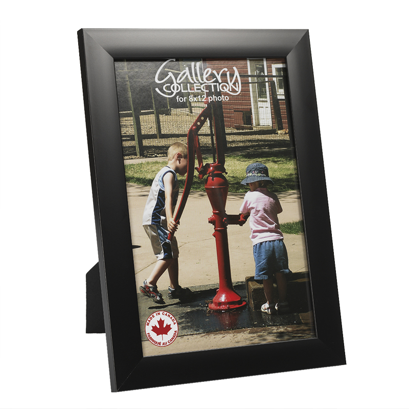 Brockton 8x12 Photo Frame Black 8x12in London Drugs