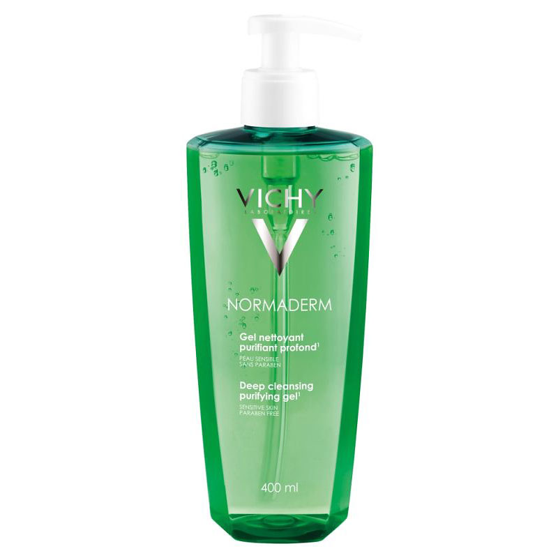 Vichy Normaderm Cleanser Gel - 400ml