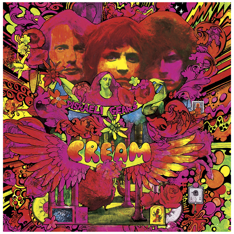 Cream - Disraeli Gears - CD