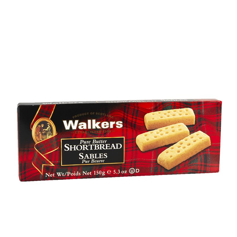 Walkers Shortbread - Fingers - 150g