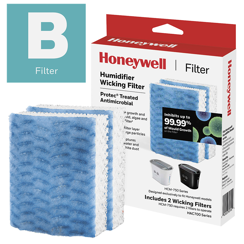Honeywell Replacement Humidifier Filter B - HAC-700CPD
