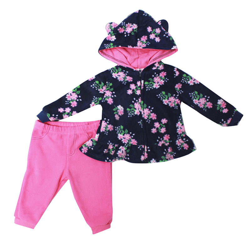 Baby Mode Floral Jacket Outfit - 12-24 months - Assorted