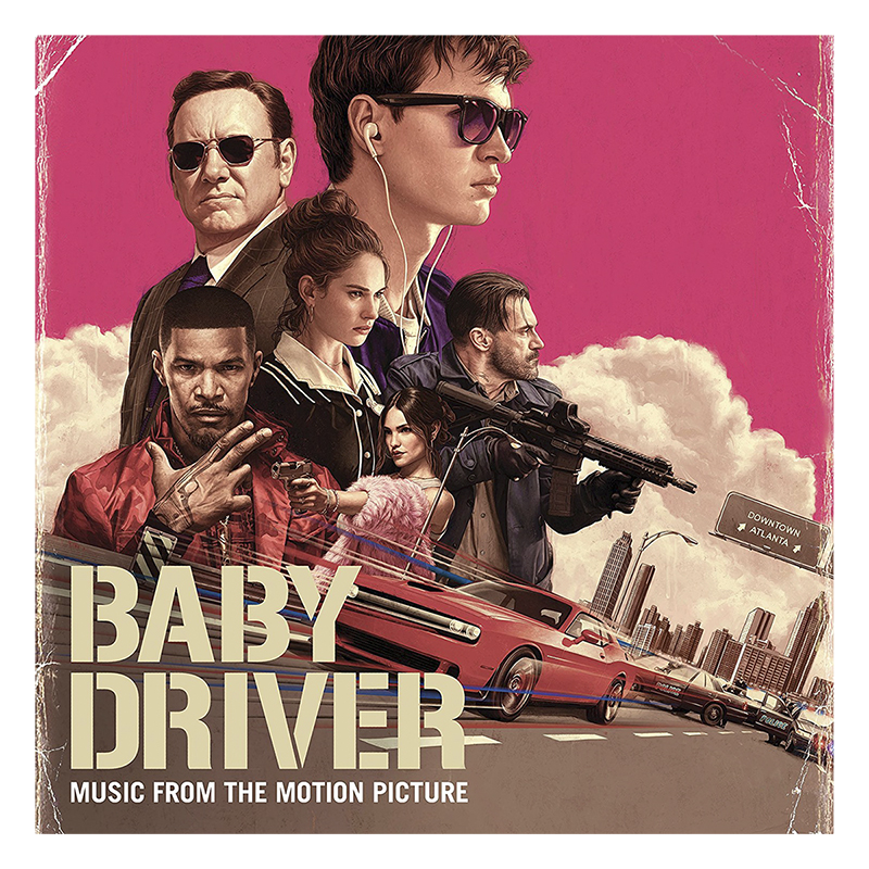 Soundtrack - Baby Driver - 2 CD