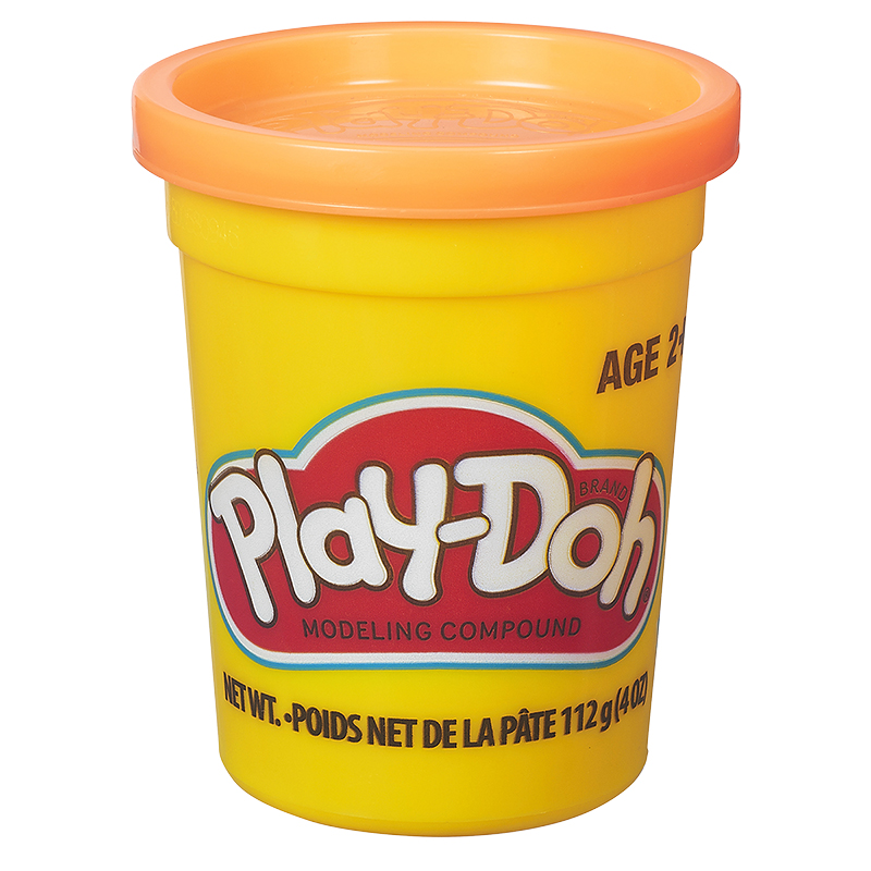 Play-doh - Neon Orange