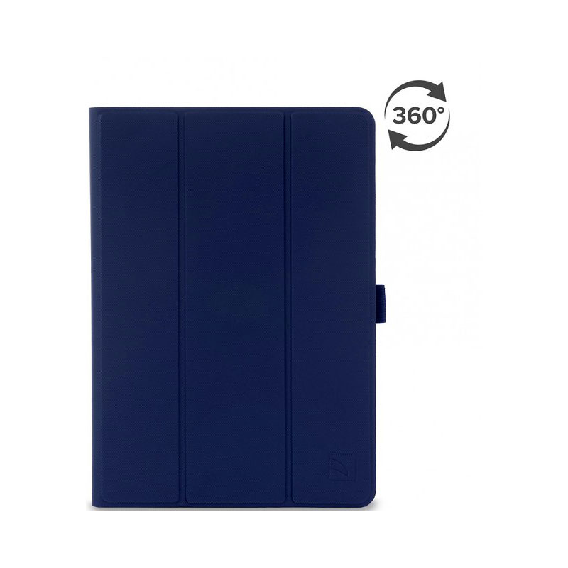 Tucano Cosmo Rotating iPad Folio Case - iPad Pro 10.5 - Blue - IPD8CM-B