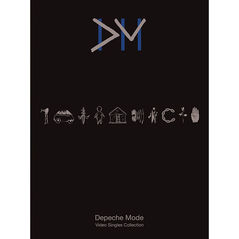 Depeche Mode - Video Singles Collection - DVD
