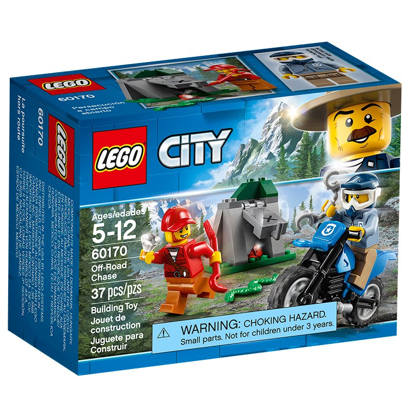 LEGO City - Off-Road Chase