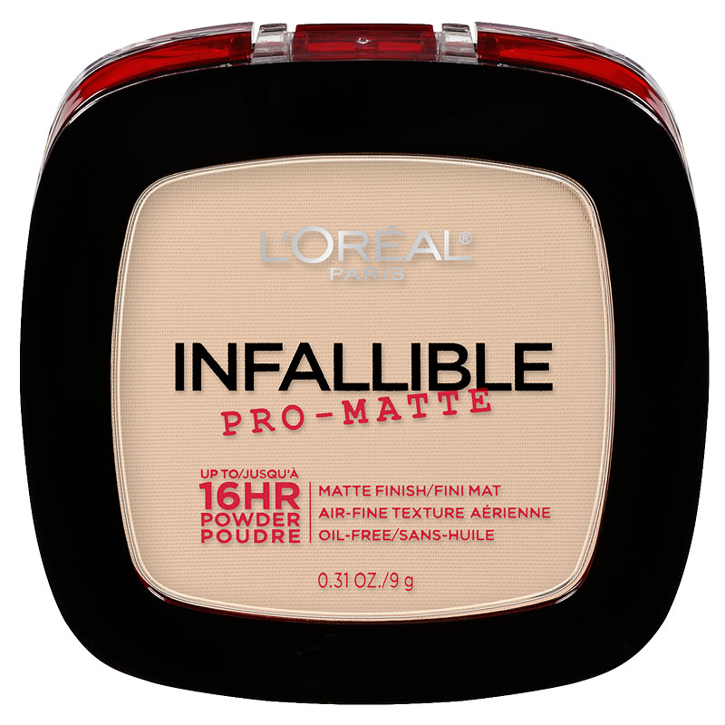 L'Oreal Infallible Pro-Matte Powder - Porcelain