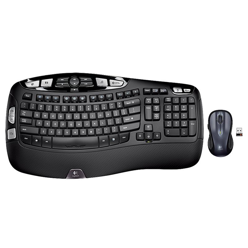 Logitech MK550 Wireless Wave Combo - 920-002807