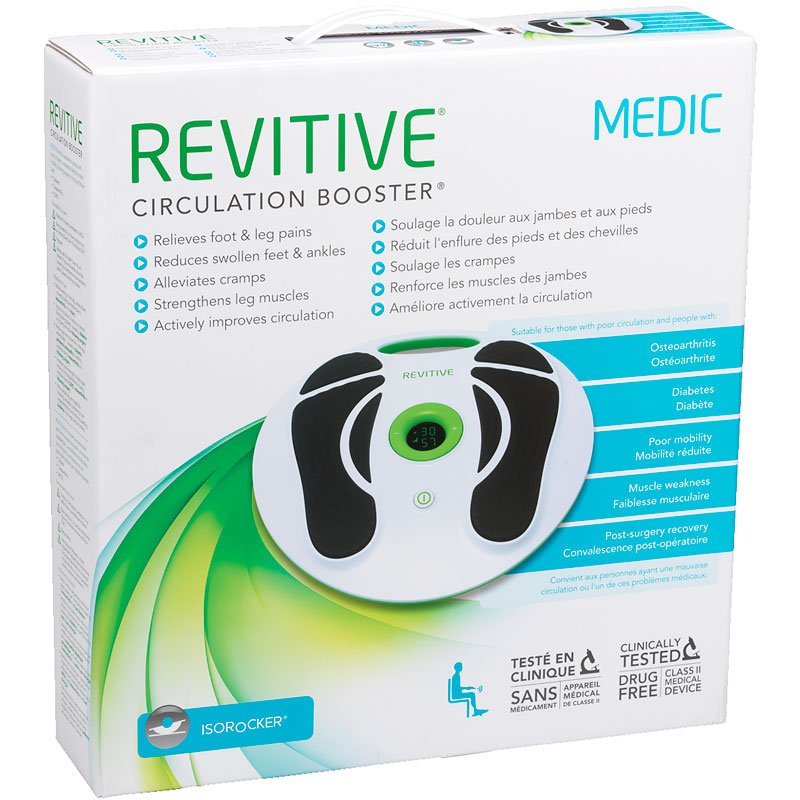 Revitive Circulation Booster - Medic - 2297-RMV-CA