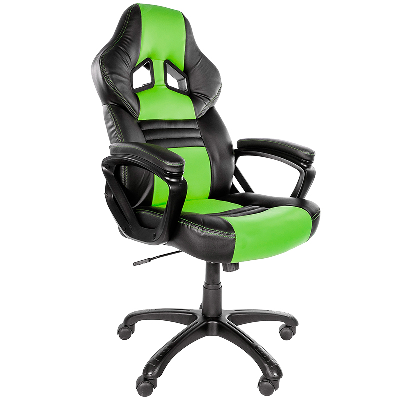 Arozzi Monza Gaming Chair - Green