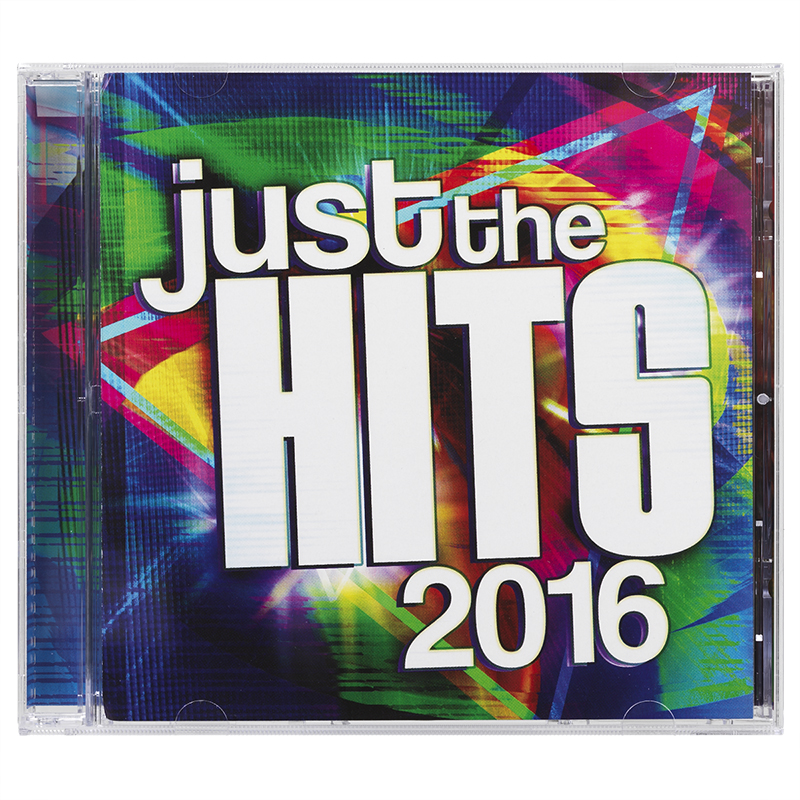Various Artists - Just The Hits 2016 - CD
