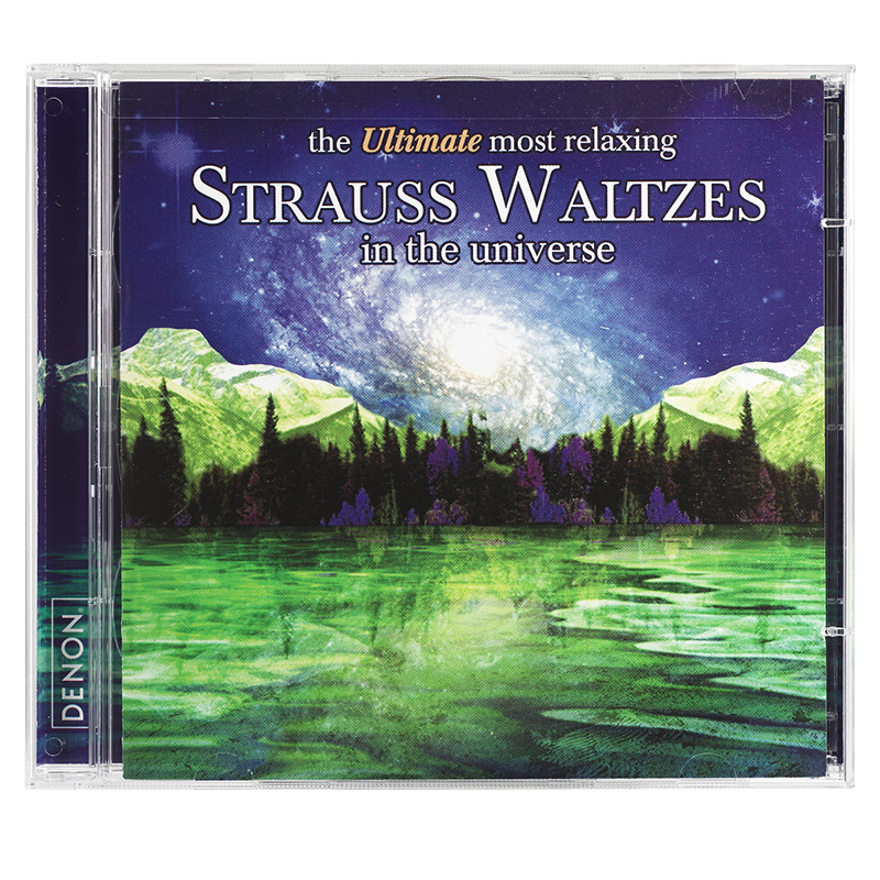 Various Artists - Most Relax Strauss