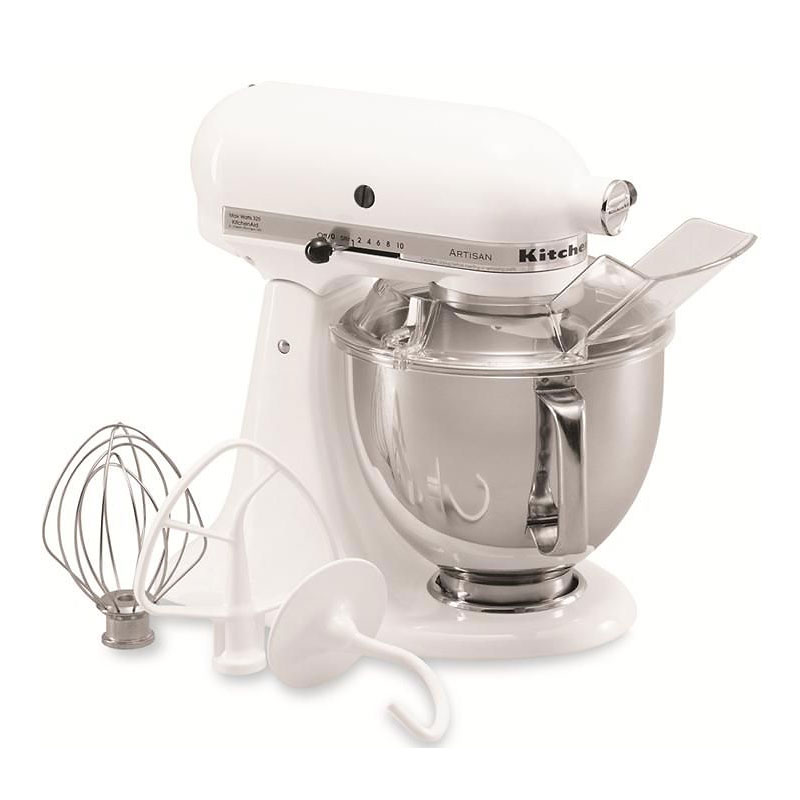 Kitchenaid Artisan Series 5 Quart Stand Mixer White