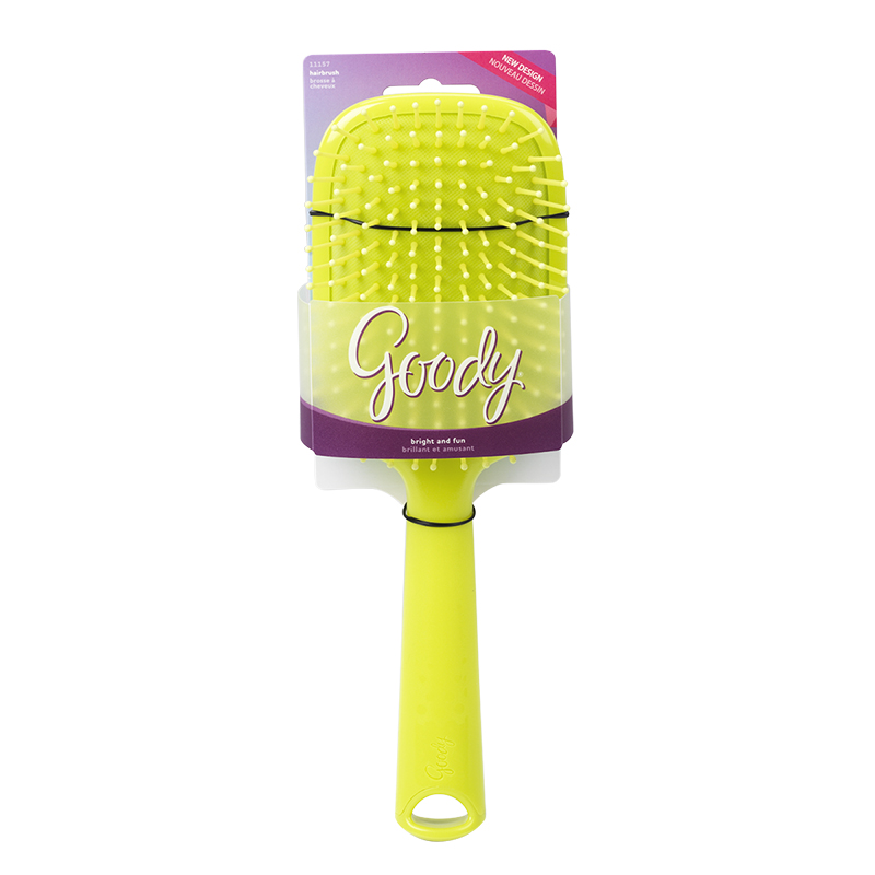 Goody Bright and Fun Hair Brush - Assorted - 11157