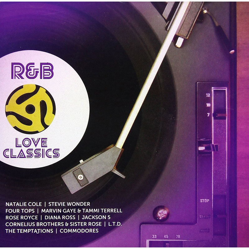 Various Artists - R&B Love Classics - ICON - CD