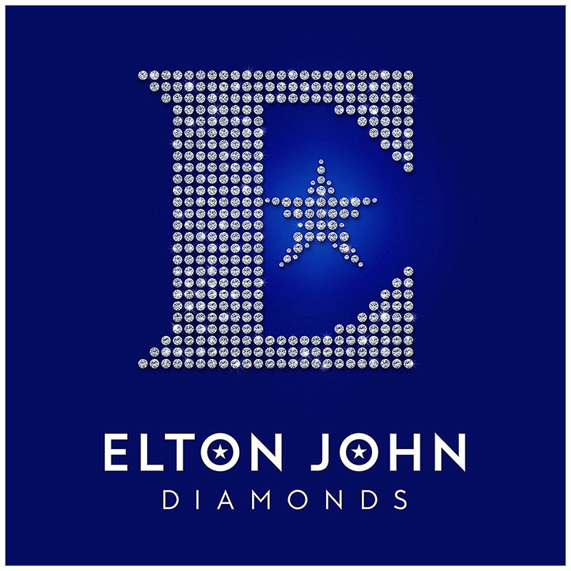 Elton John - Diamonds - CD