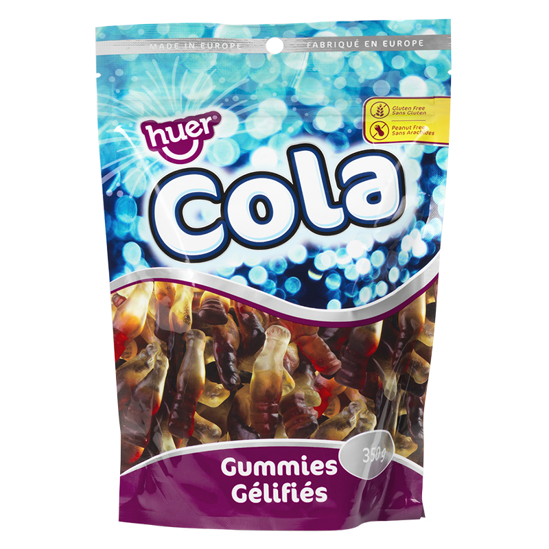 Huer Cola Gummies - 350g